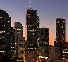 Brisbane at Dusk by Sea-Change
