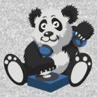 DJ Panda by Loftworks