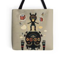 Monstertrap Tote Bag