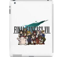 Final Fantasy Vll iPad Case/Skin