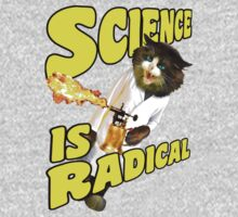Science is radical -- Cats finally master fire! by moonshine and lollipops