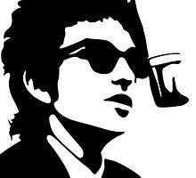 Mr. Tambourine Man - Bob Dylan by topicarmesi