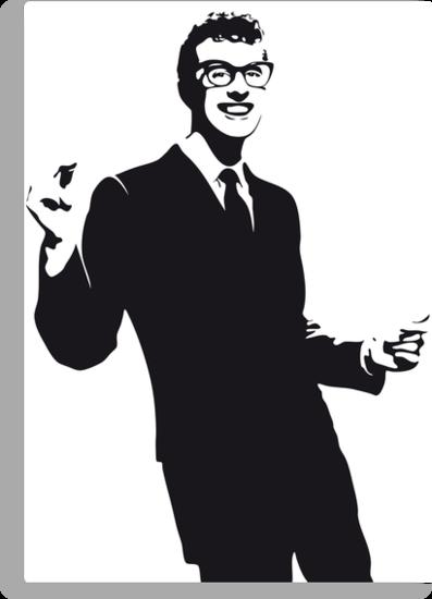 Everyday - Buddy Holly by topicarmesi