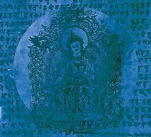 The Enlightened | Dark Blue by Daniel Watts