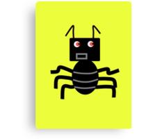 Someone Call The Exterminator! Canvas Print