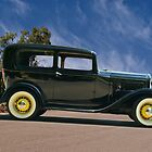 1932 Ford Tudor Sedan by DaveKoontz