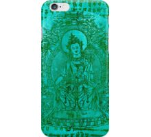 The Enlightened | Turquoise  iPhone Case/Skin
