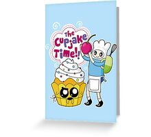 Cupjake Time!! Greeting Card