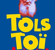 Tolstoi Story by gaspanda