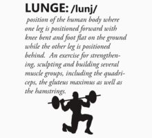 Lunge Definition by nosnia
