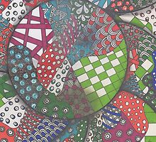 Grandmother's Quilt by Eliza Fayle