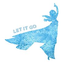 Let it go by theredsparrow