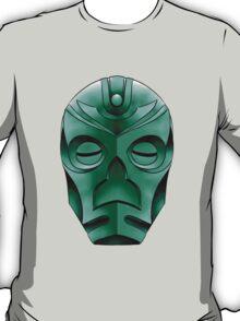 traditional dragon priest mask T-Shirt