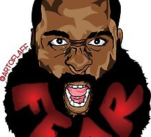FEAR DA BEARD by LAFF