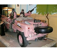"SAS ""Pink"" camouflage Photographic Print"