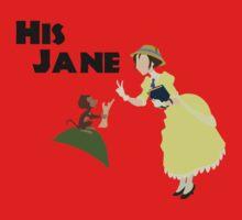 Disney's Tarzan - His Jane Couples Shirt for Her by rockinbass85