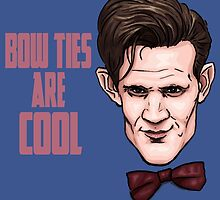 Bow Ties Are Cool by Ben Farr