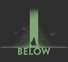 Below Logo by AronGilli by AronGilli