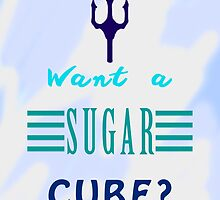 Want a Sugar Cube? - HG by Mellark90