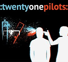 twenty one pilots - Guns for Hands by MicahJahns