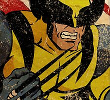 Wolverine by bartvision