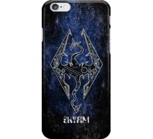 Digital Skyrim iPhone Case/Skin