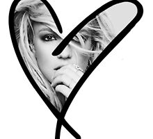 Britney Heart by eriicms