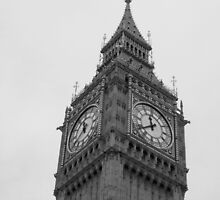 Big Ben by Netnoe
