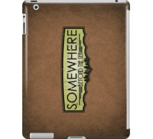 Somewhere Beyond The Sea iPad Case/Skin
