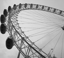 The Eye of London by Netnoe