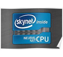 Skynet Inside Poster