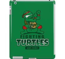 Fighting Turtles iPad Case/Skin