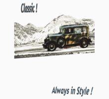 Classic ! by LudaNayvelt