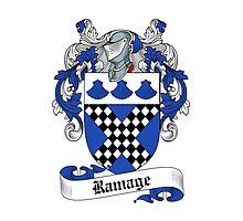 Ramage (Edinburgh) by HaroldHeraldry