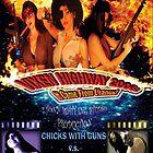 'Vixen Highway 2006: It Came from Uranus! (2010)'. - Movie Poster by TexWatt