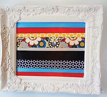 Ribbon Frame  by mcrespo1