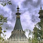 The Pavilion Spires by cullodenmist