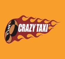 Crazy Taxi Logo.  by OriginalO