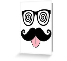 just for party Greeting Card