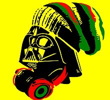 Dub Vader (red-green) by GarbRage