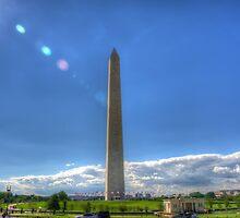 Washington Monument by ramiromarquez
