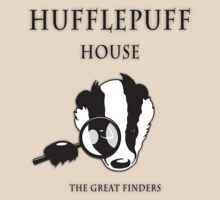 Hufflepuff House - The Great Finders T-Shirt