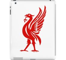 Liverpool Liver Bird Red  iPad Case/Skin