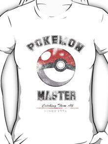 Pokemon Master since 1996 T-Shirt