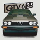 Alfa Romeo GTV6 II by Sheldon McIntosh