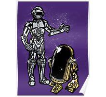 Daft Droids Poster