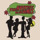 Band:  The Mystery Machines by Jason Moses