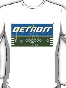 Detroit Touchdown T-Shirt
