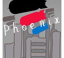 Phoenix by ZaneBerry