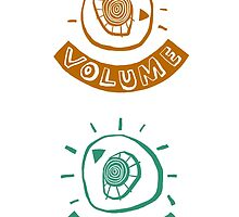 volume and tone controls by nanopeople